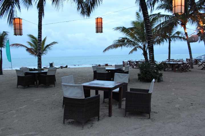 Cabarete restaurant, Dominican Republic