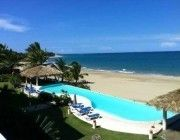 Honeymoon penthouse in Cabarete Bay right on the beach