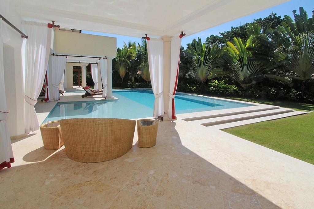 Luxury Villa Real Estate Cabarete Dominican Republic
