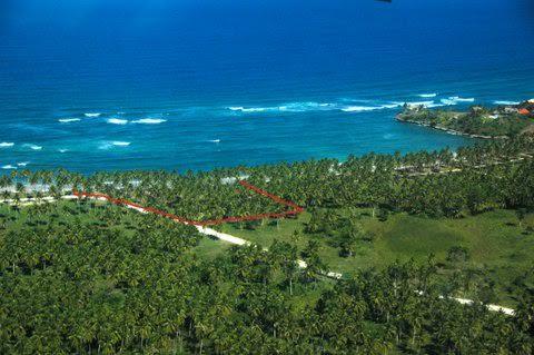 Beachfront Property Southeast Of Cabrera For Sale, Cabrera - DOM (photo 1)