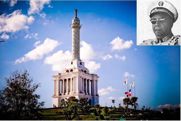 Santiago Monument Dominican Republic