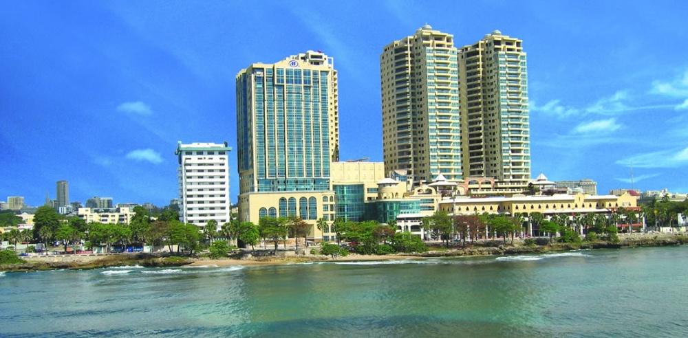 Hotel Hilton in Santo Domingo, DR