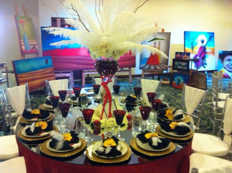 Tea Party with the Rehabilitation Center of Sosua
