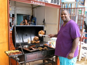 Big D - BBQ Sosua