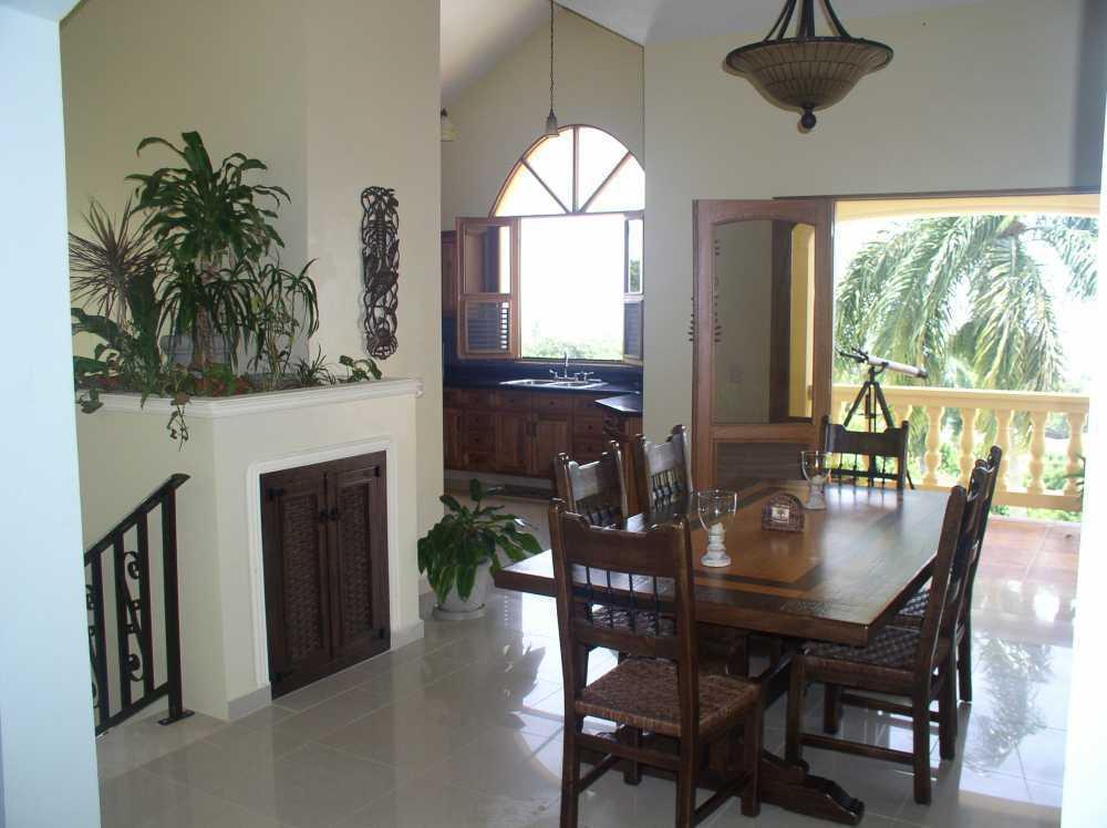 Mediterranean Style Villa For Sale In Cabrera