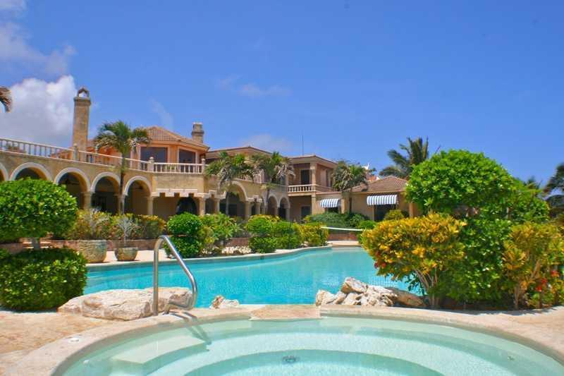 Luxury Tuscan Style Villa Cabrera Dominican Republic