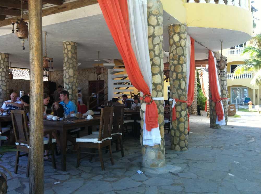 Beachfront boutique hotel and Windsurf Center for sale in Cabarete |  Dominican Republic