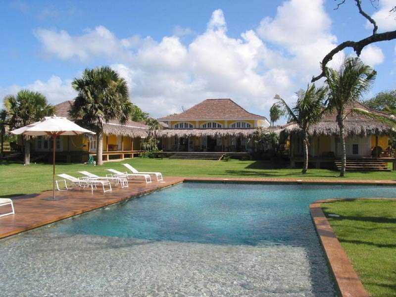 Beach Front Villa For Rent in Cabarete | Dominican Republic