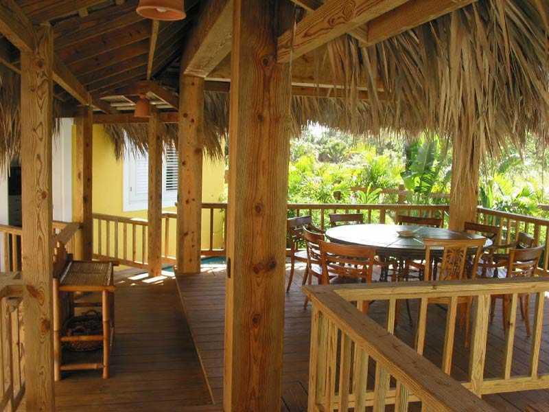 Magnificent Beach Front Villa For Rent in Cabarete | Dominican Republic