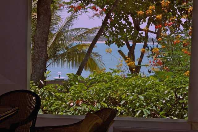 Beach Hotel on Cabarete Bay