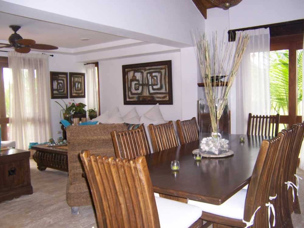 Luxury villa in Golf Resort for sale in Punta Cana