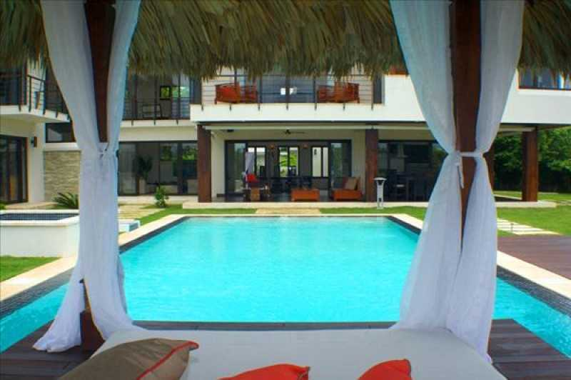 Luxury Vacation Rental Villa in Cabrera, Dominican Republic
