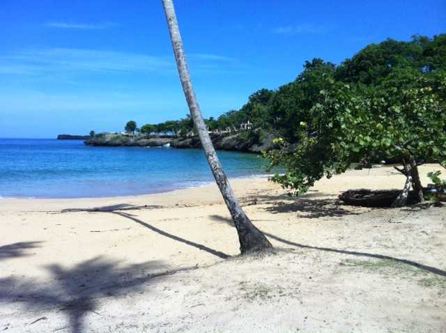 Ocean front lots in Samana for sale