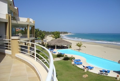 Beachfront condo - Cabarete, Dominican Republic