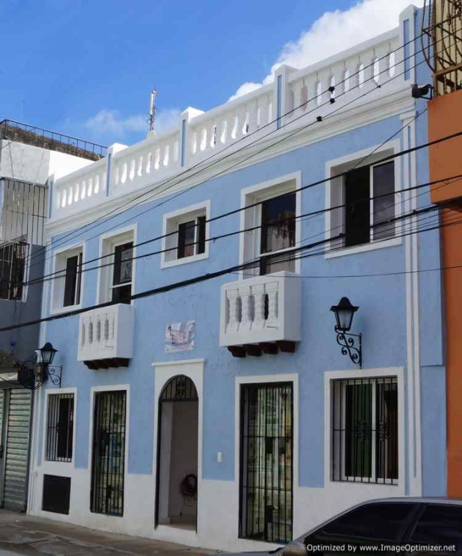 Loft Style House in Colonial Zone, Santo Domingo