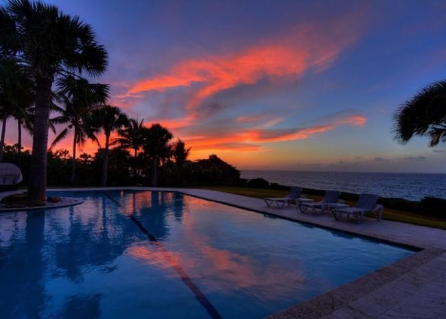 Oceanfront Caribbean Villa Estate, Dom.Rep.