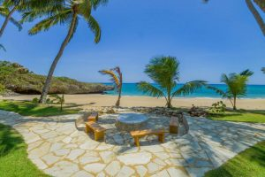 Beachfront villa between Sosua and Cabarete, Dominican Republic