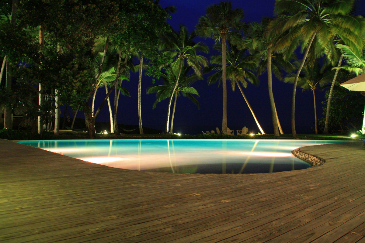 Beachfront villa between Sosua and Cabarete