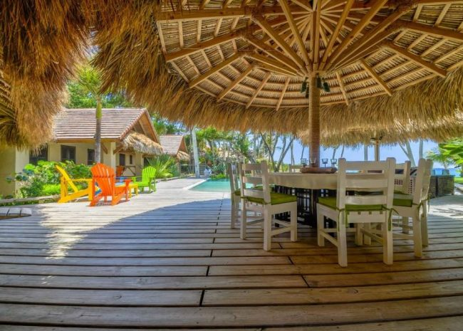 Beachfront villa between Sosua and Cabarete, Dominican Republic
