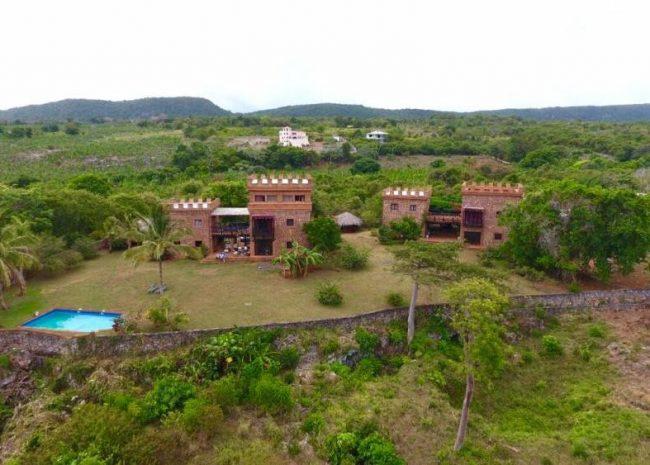 Paradise Castle Villa Las Galeras, Samana, Dominican Republic