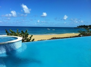 Pool at Hispaniola Beach in Sosua