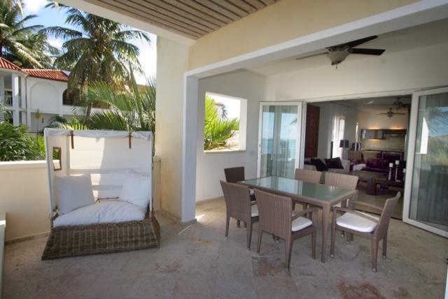Beachfront Condo Cabarete Dominican Republic