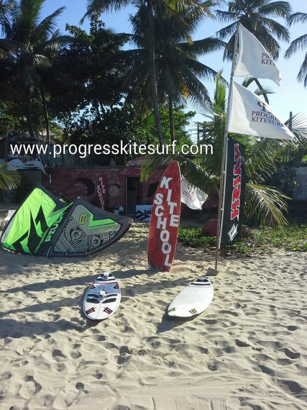 Progressive Kite Surf 2