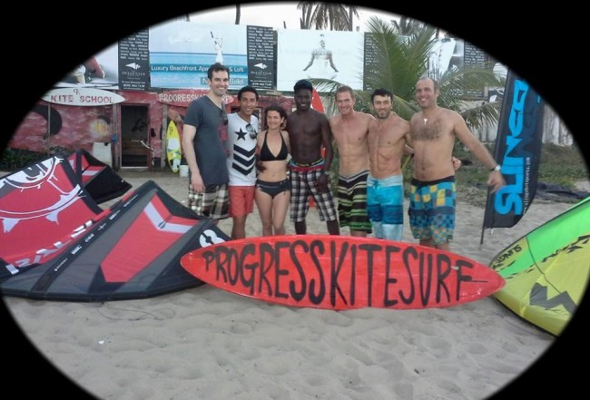 Progressive Kite Surf