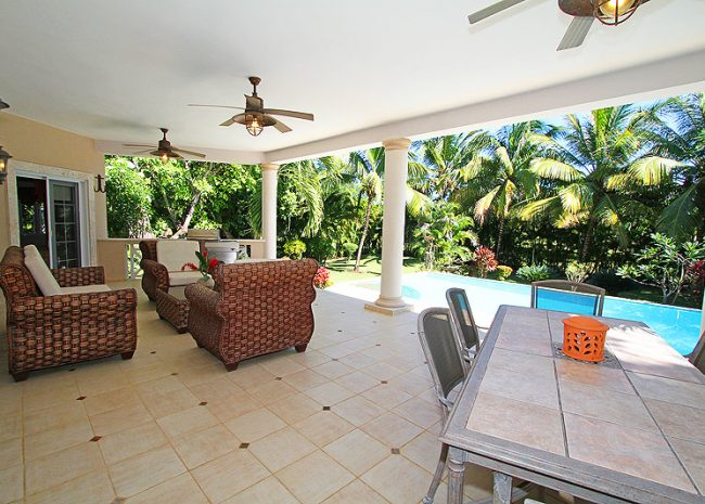 Sea Horse Ranch - Villa Estrella del Mar, Dominican Republic