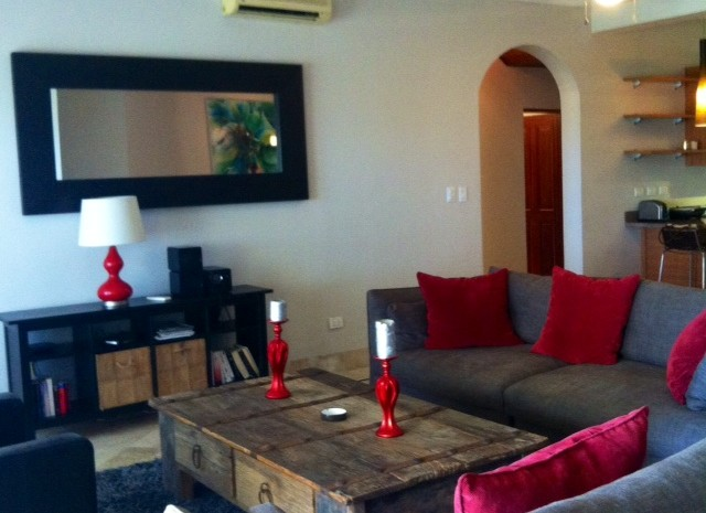 Beachfront Vacation Condo in Cabarete, Dom. Rep.