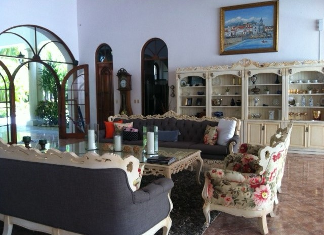 Villa Sans Souci, Cabarete, Dominican Republic