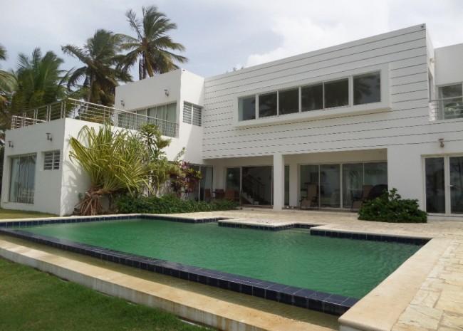 Las Canas Beachfront Home, Dominican Republic