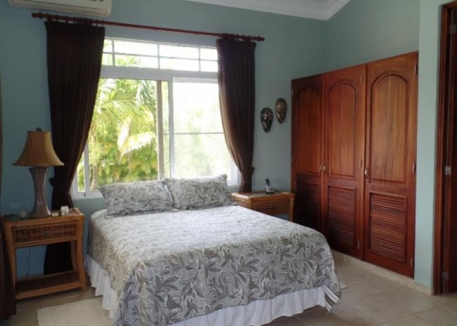 Luxury Ocean View Home in a hillside gated community, Sosua, DR