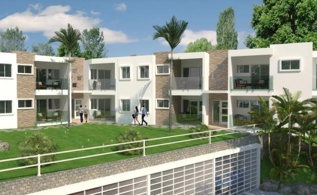 Modern Sosua Condos, Dominican Republic