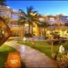 Beach side of Hotel Villa Taina Cabarete Dominican Republic