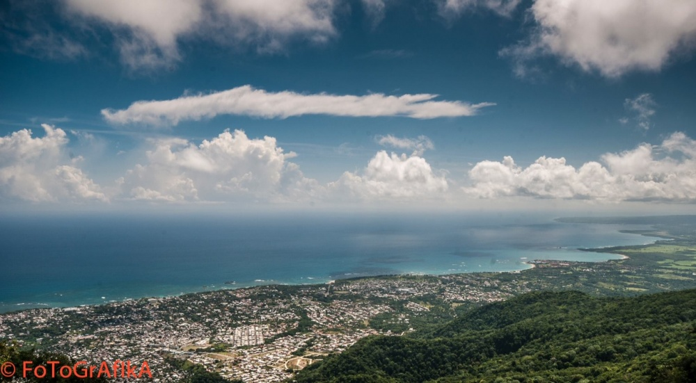 View of Puerto Plata