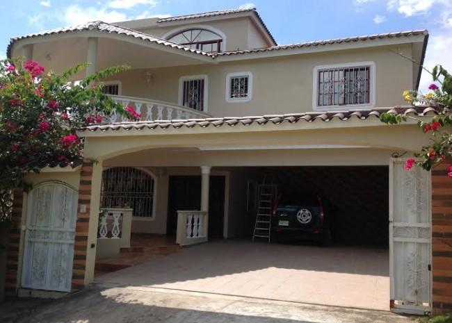 Pleasant home for sale near the beach in Cabarete, Dom.Rep.