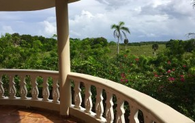 Pleasant home for sale near the beach in Cabarete, Dom.Rep.