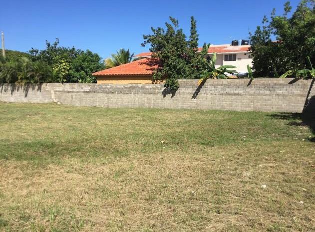 Lot for sale in Puerto Plata, Dominican Republic