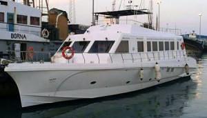 Passenger boat model Ferry 75