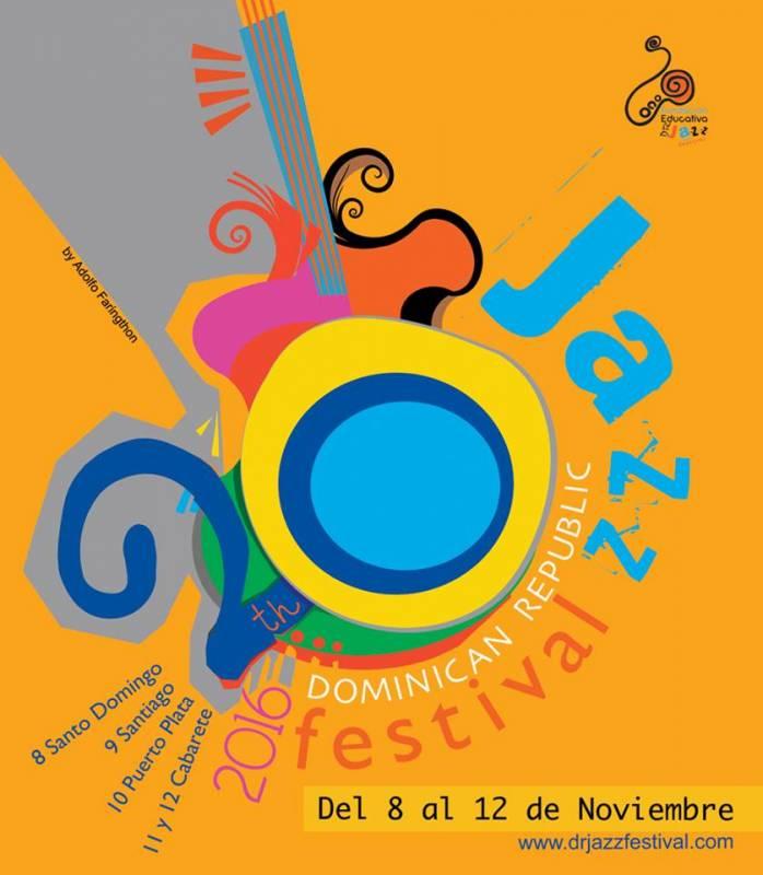 Jazz Festival Cabarete - Dominican Republic