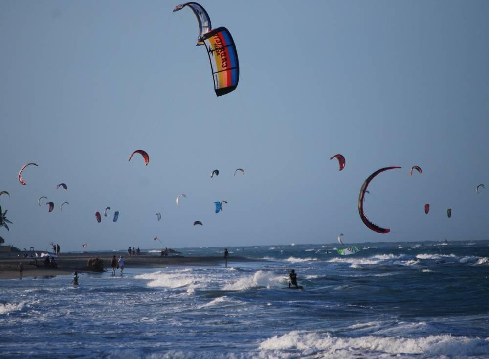 Kiteboarding - Cabarete - DR