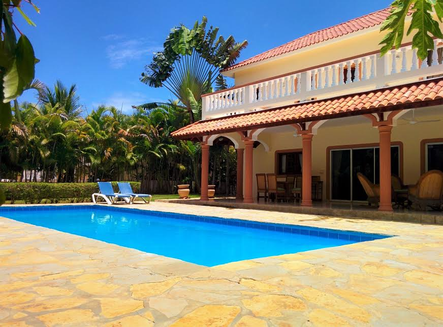 Cabarete Real Estate Home