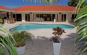 Unique Courtyard Villa, Dominican Republic