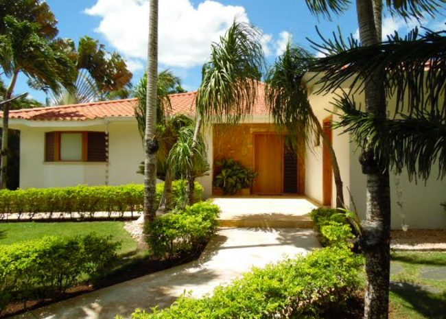 golf villa in casa de campo for sale dominican republic