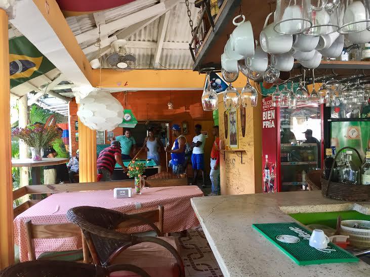 Dominican Republic restaurant & Bar, Sosua, DR