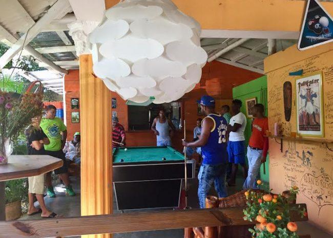 Dominican Republic restaurant Bar, Sosua, DR