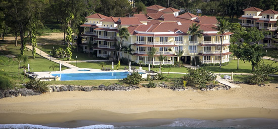 Beachfront Condos Sosua