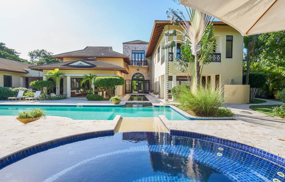 Luxury Villa Dominican Republic