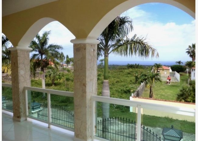 Cabrera Ocean View Villa, Dominican Republic